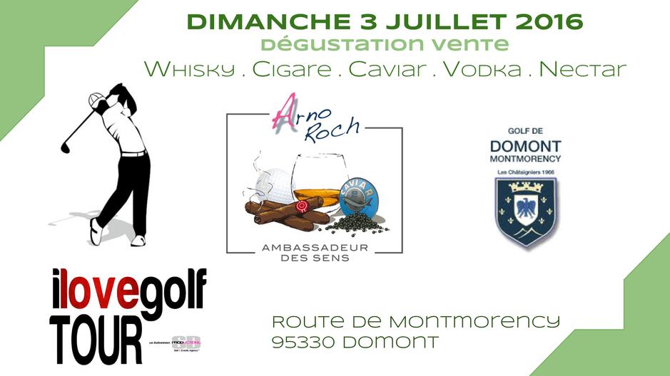 Golf de Domont Montmorency - IlovegolfTOUR