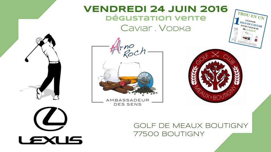 Golf de Meaux Boutigny - LEXUS Entreprises