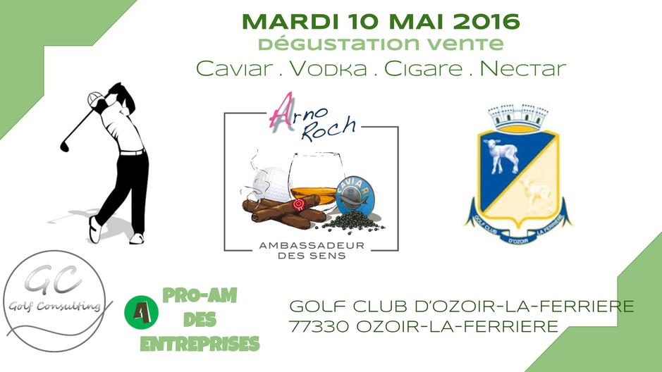 Golf Ozoir la Ferrière - Golf Consulting
