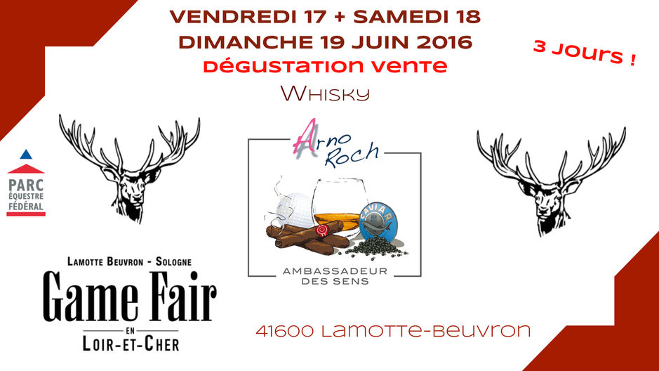 Game Fair - Salon de la Chasse