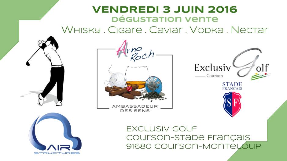 Golf de Courson Stade Français - AIR STRUCTURES
