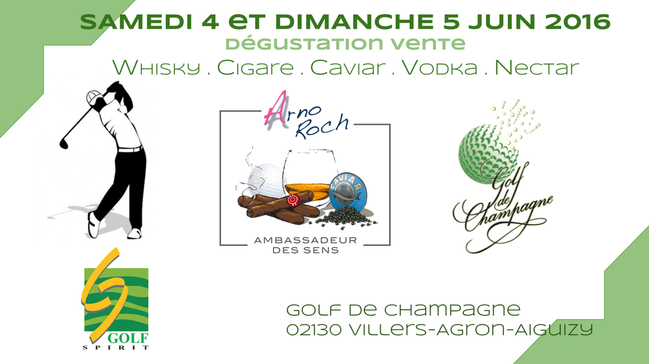 Golf de Champagne - GOLF SPIRIT