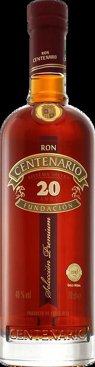 Ron Centanario 20ans Fundacion