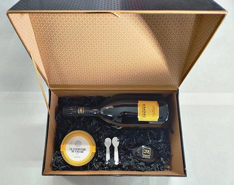 Coffret Champagne| Caviar