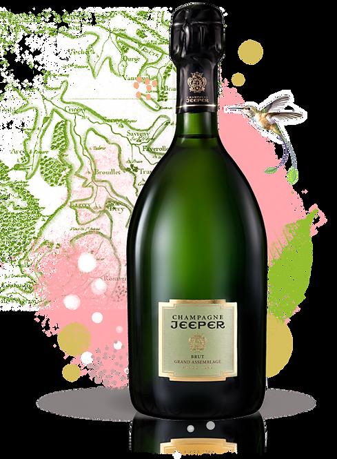 Champagne brut | Jeeper