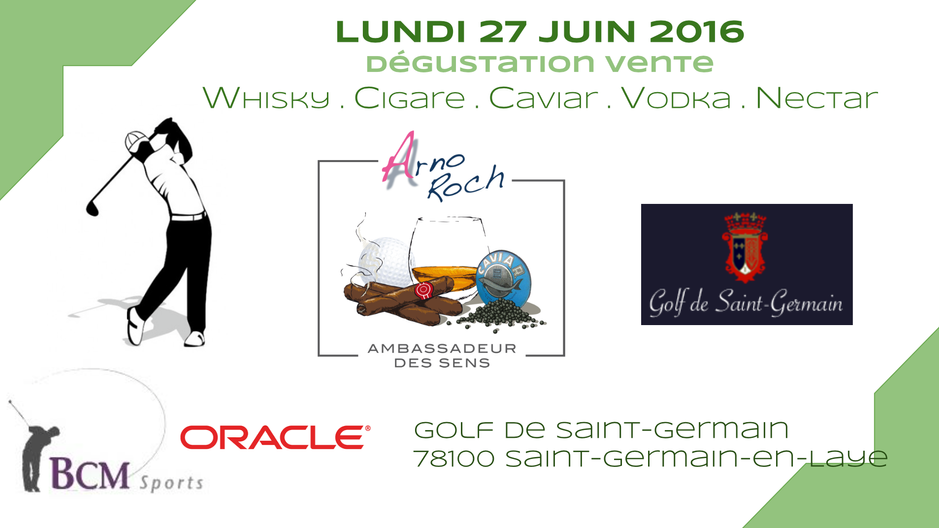 Golf de Saint-Germain - BCM SPORTS - Oracle