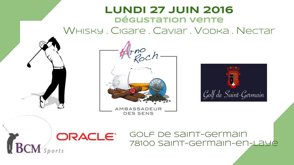 Golf de Saint-Germain - BCM SPORTS - Oracle