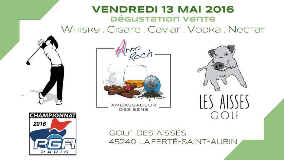 Golf les Aisses - PGA Paris - Championnat