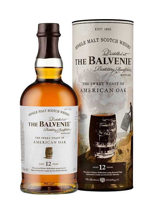 The Balvenie 12 ans American Oak