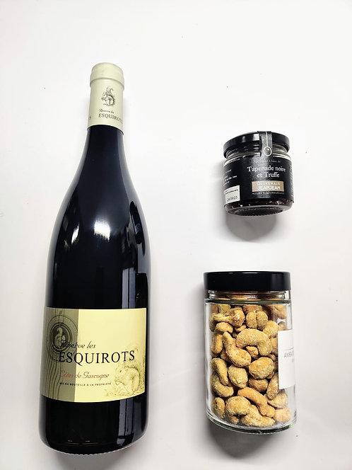 Apéro Visio - Vin - Truffe