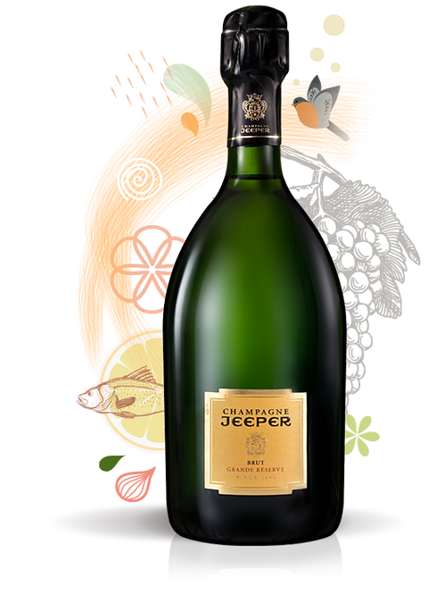 Champagne blanc de blancs | Jeeper