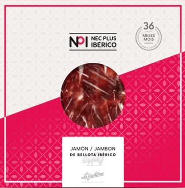Jambon de Bellota Ibérique - Assiette 80 g Nec Plus Iberico