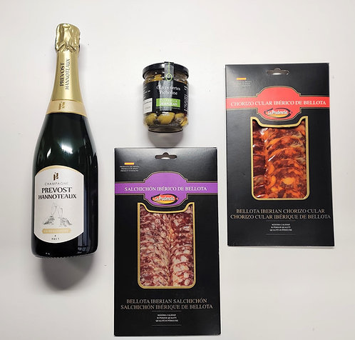 Apéro Visio - Champagne - Bellota
