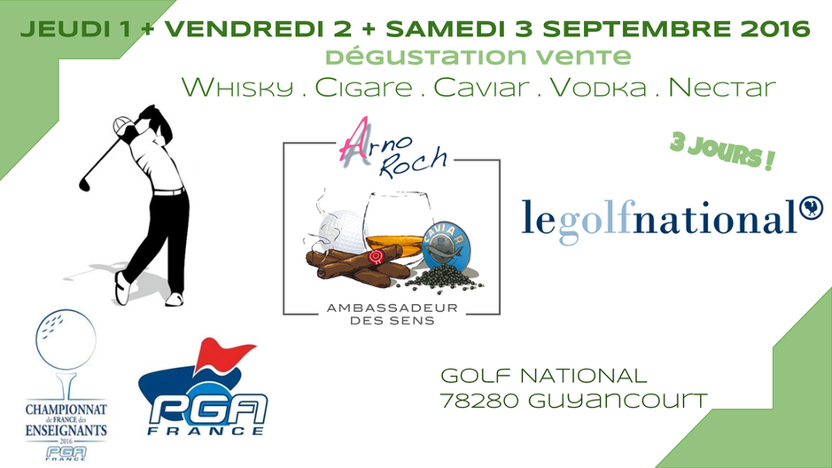 Golf National - PGA France