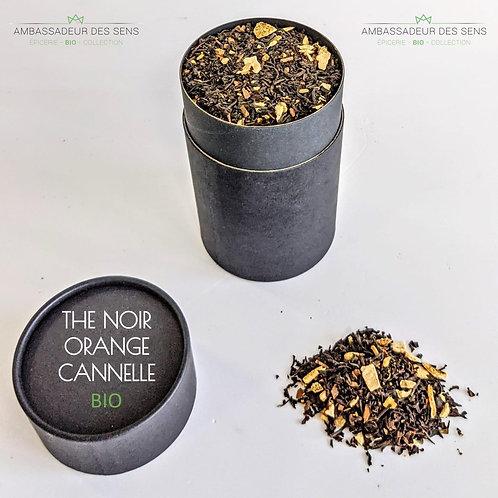 Thé noir - Orange & Cannelle BIO