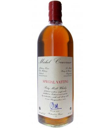 Special Vatting Peaty Malt Whisky - Michel Couvreur - Tourbé