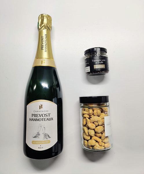 Apéro Visio - Champagne - Truffe
