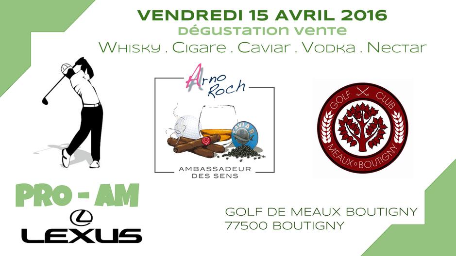 Golf de Meaux Boutigny - Pro Am Lexus