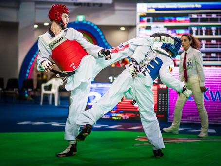 Stainforth's own Taekwondo International Champion!