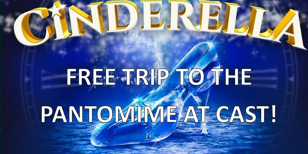 Free trip to the CAST Pantomime!