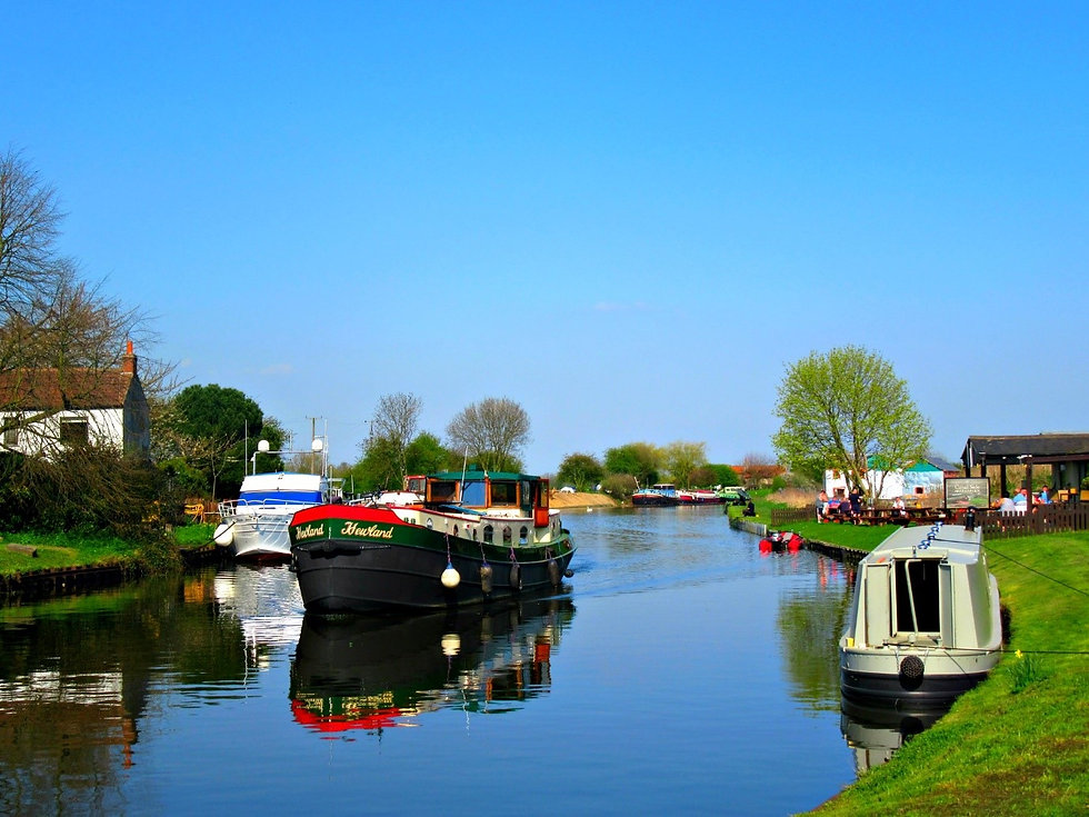 Stainforth and Keadby Canal at Stainforth
