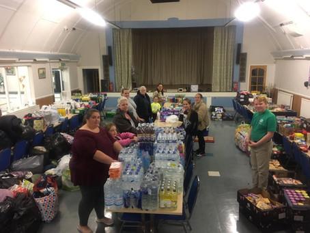 Fishlake floods fundraiser
