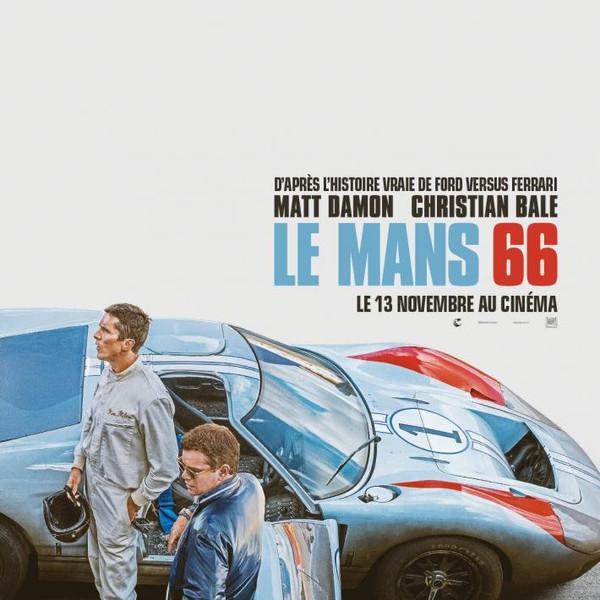 """CINETALK - Le Mans 66, des """"Miles"""" de plaisir"""