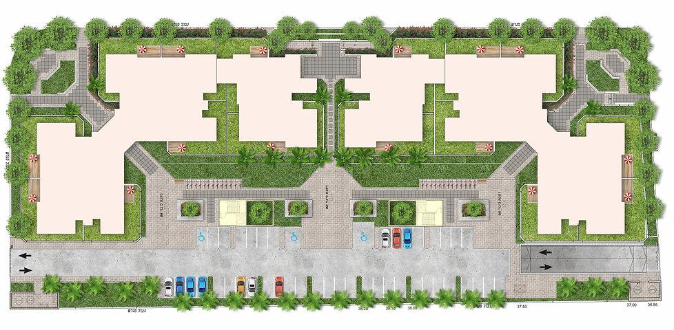עיר היין אשקלון פיתוח נופי גינות בשכונות