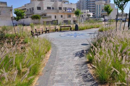 נת 600 רחובות ושצפים תכנון עירוני נופי נ
