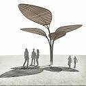 קונספט סקיצות מרחבים אדריכלות נוף ותכנון