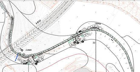 פארק ענבה מודיעין תכנון נופי בטבע מרחבים
