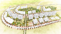 שכונת המגף פיתוח נופי גינות בשכונות מגור