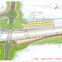 שכונת נופים פיתוח נספח נופי תכנית אב תב