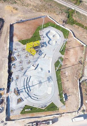 סקייטפארק לוד מתחם ספורט סקייטבורד מרחבי