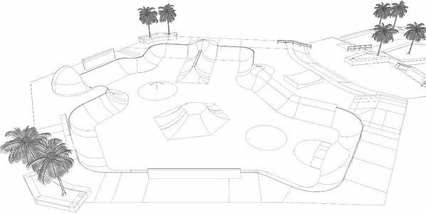 בייקפארק באר שבע אופניים סקייטבורד מתחם