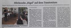 OTZ Trautonium Konzert Review
