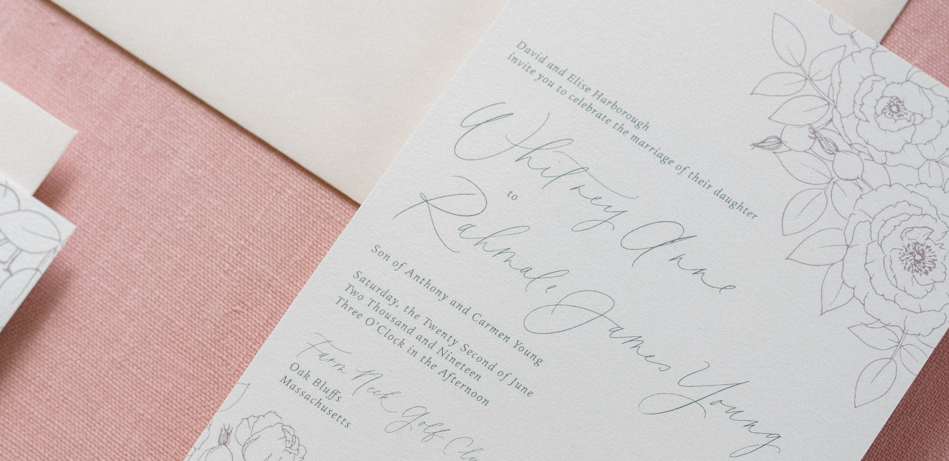 JessicaKFeidMartha's Vineyard wedding invitationsenPhotography_MaidenwoodPres