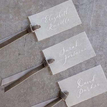 Martha's Vineyard calligraphy