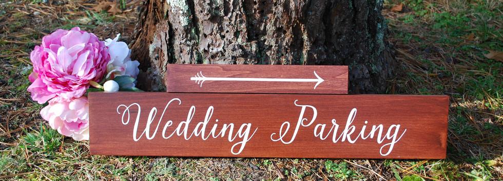 Martha's Vineyard Wedding Signs