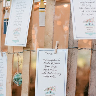 Martha's Vineyard calligraphy