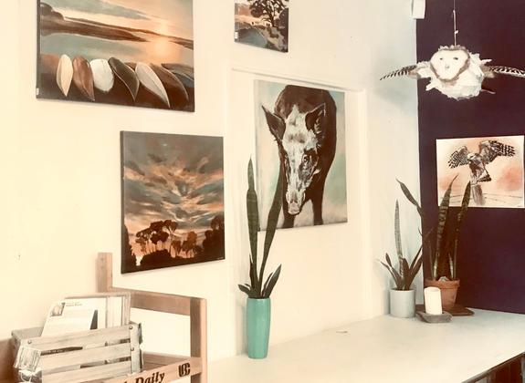 Left Coast Art Studio