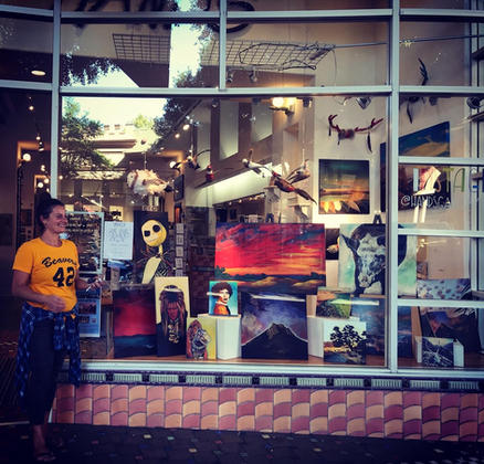 Hands Gallery, Downtown San Luis Obispo