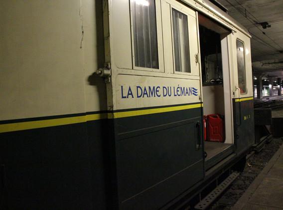 Die Dame Du Léman