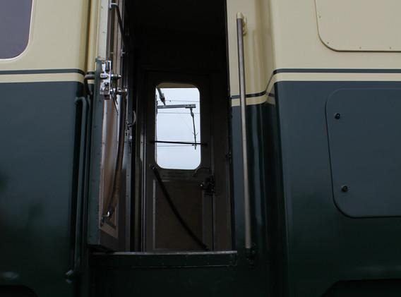 Bereit um Fahrgäste zu empfangen!