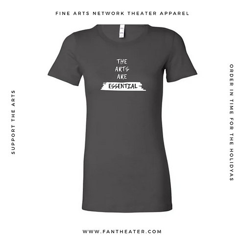The Arts are Essential T-shirt