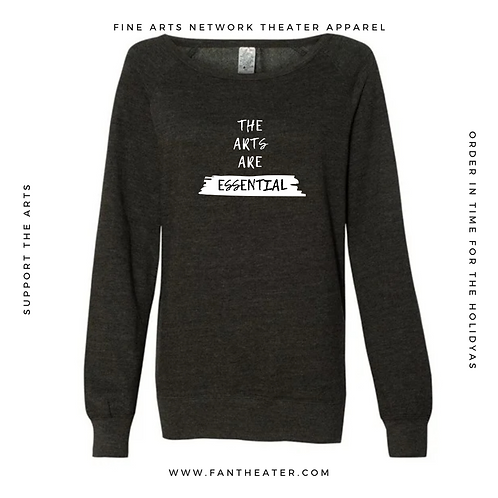 The Arts are Essential Sweatshirt