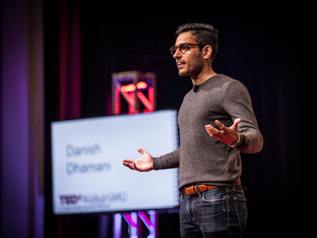 Danish Dhamani's speaker journey brings us FIVE new tech tools for your speaker tool kit…