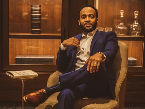 Rashad Rayford – Connecting through the spoken word