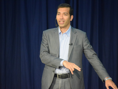 Anand Tamboli – Entertain, educate and inspire as a virtual speaker