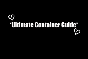 ULTIMATE BODY BUTTER CONTAINER VENDOR list